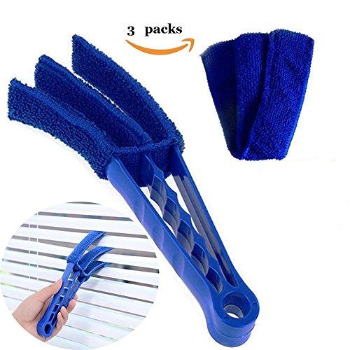 Set di 3 Cleaner Spazzola per la pulizia, Perfetto pulizia delle veneziane.