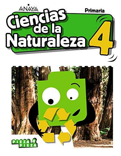 Ciencias de la Naturaleza 4 (Pieza a Pieza)