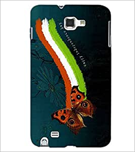 PRINTSWAG INDEPENDENCE DAY Designer Back Cover Case for SAMSUNG GALAXY NOTE 1 N7000