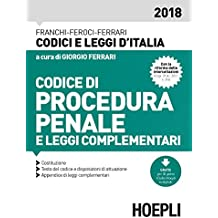 Codice di procedura penale 2018