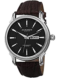 Akribos AK726BR - Reloj para hombres