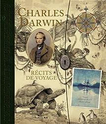 Charles Darwin, Récits de voyage : Les pays visités au cours du voyage autour du monde du HMS Beagle