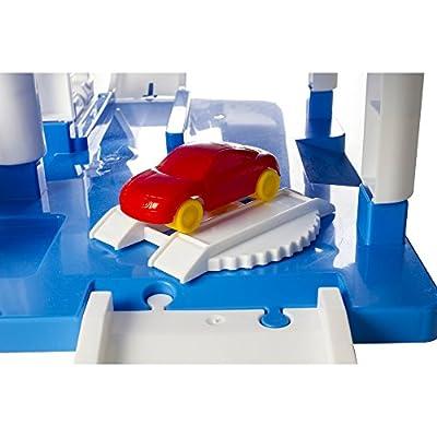 """Polesie 46093 """"Aral"""" 4 Boden Park Garage mit Auto Spielzeug von Polesie"""