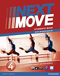 Next Move 4 Students' Book for MyLab Pack: 4