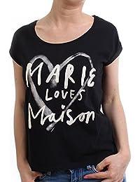Maison Scotch T-shirt pour femme–1326–06.51757–Dessin F