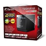 FANTEC QB-35RFEU3 Externes 4-fach RAID Festplattengehäuse (für den Einbau von 4x 8,89 cm (3,5 Zoll) SATA I/II/III Festplatten, USB 3.0 SUPERSPEED, eSATA und FireWire 400/800 Anschluss, RAID Funktion (0/1/3/5/10/BIG Modus), 80 mm Lüfter temperaturgeregelt) schwarz für FANTEC QB-35RFEU3 Externes 4-fach RAID Festplattengehäuse (für den Einbau von 4x 8,89 cm (3,5 Zoll) SATA I/II/III Festplatten, USB 3.0 SUPERSPEED, eSATA und FireWire 400/800 Anschluss, RAID Funktion (0/1/3/5/10/BIG Modus), 80 mm Lüfter temperaturgeregelt) schwarz