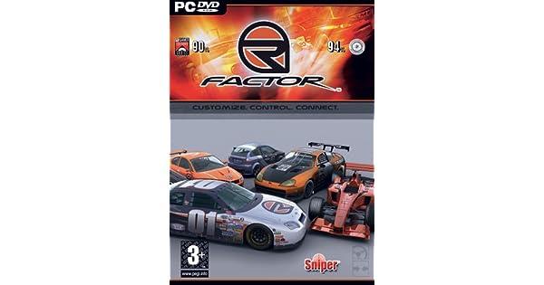 Rfactor (PC DVD): Amazon co uk: PC & Video Games