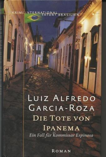 Die Tote von Ipanema : ein Fall für Kommissar Espinosa.