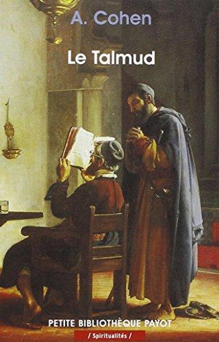 Le Talmud par Abraham Cohen