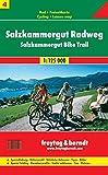 Freytag Berndt Radkarten, RK 4, Salzkammergut Radweg 1:125.000 - Freytag-Berndt und Artaria KG