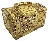 Pride golden vanity makeup box