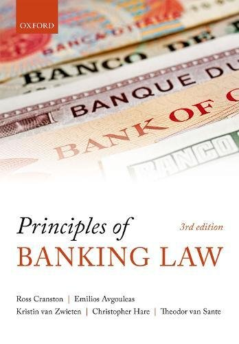 principles of banking and law