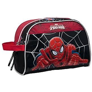 Marvel Neceser de Viaje Spiderman, Rojo