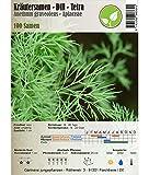 Kräutersamen - Dill/Anethum graveolens - verschiedene Sorten(Tetra)