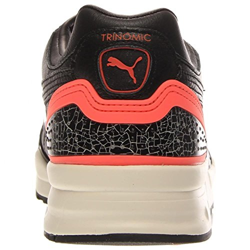 Puma Trinomics XT2 Cuir Chaussure de Course Black