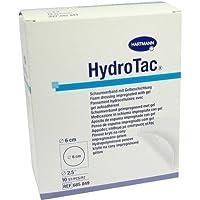 HYDROTAC Schaumverband 6 cm rund steril 10 St preisvergleich bei billige-tabletten.eu