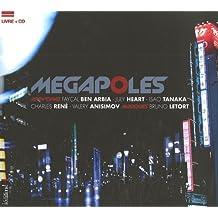 Mégapoles (1CD audio)