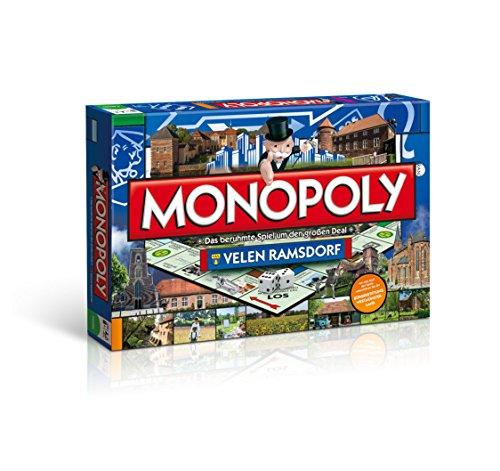 Winning Moves 44185 - Monopoly: Velen Ramsdorf