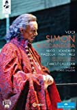 Verdi: Simon Boccanegra [Parma 2010] [Nucci, Scandiuzzi, Piazzola, Iveri, Meli] [C Major: 724008] [DVD] [2013] [NTSC]