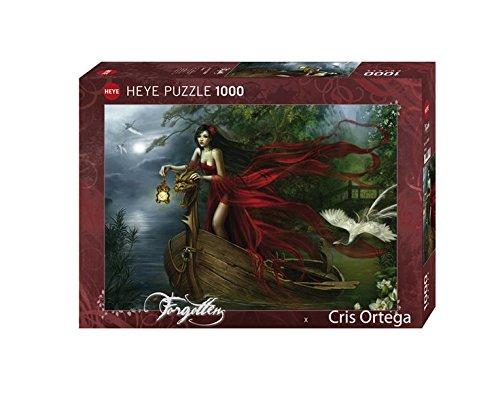 Heye- Puzzle Cigni Cris Ortega, 1000 Pezzi, VD-29389
