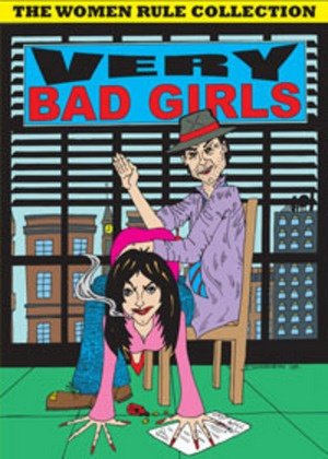 Very Bad Girls - The Women Rule Collection (12 Films) - 3-DVD Set ( Swamp Women / Blonde Ice / Cindy Goes to a Party / Beginning to Date / Sin You Sinners / Lad [ Australische Import ] Womens Doris
