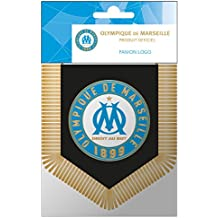 La pluma dorada 163oma408fan banderín logo hantag Nylon 13x 0,2x 16cm), multicolor