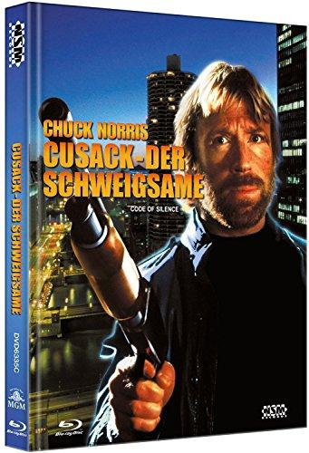 Cusack - der Schweigsame - uncut (Blu-Ray+DVD) auf 333 limitiertes Mediabook Cover C [Limited Collector's Edition]