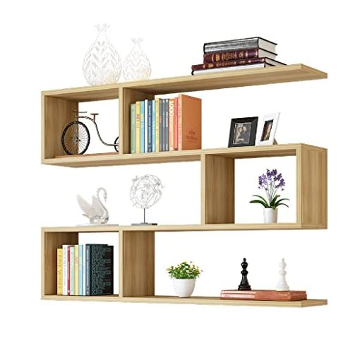 Libreria Scaffali Parete.Li Jing Home Mensole Mensole Creative Supporti Per Montaggio