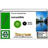 1pz x Compatibile TONER Nero per Lexmark T610,[ 12A5845 ] ,Lexmark Optra T610,T612,T614,T616,Stampa Fino a Pagine 25.000
