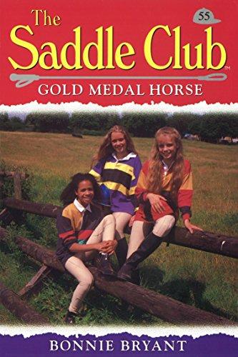Saddle Club 55: Gold Medal Horse (Saddle Club series) (English Edition)