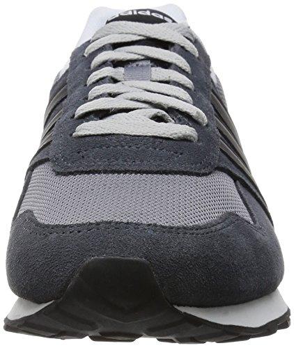 Adidas neo - 10k, Scarpe da ginnastica Uomo Grigio (Gris/Negbas/Grpudg)