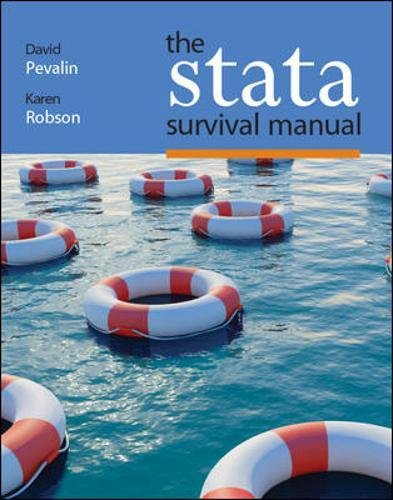 The Stata Survival Manual (UK Higher Education OUP Humanities & Social Sciences Sociology)