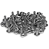 StarTech.com PC Mounting Computer Screws M3 x 1/4 inch Long...