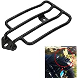 ICT Ronix Rear Luggage Rack Porte-bagages pour Harley Davidson Sportster 1200 883 2004–2012