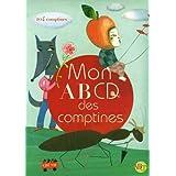 Mon ABCD des comptines (1CD audio)