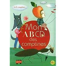 MON AB CD DES COMPTINES
