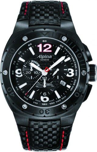 Alpina Geneve Racing Chrono AL352LBR5FBAR6 Reloj para hombres Edición Muy Limitada