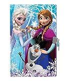 Journal intime avec cadenas Frozen Reine des neiges