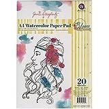 Prima Marketing Bloom A4-Papier pad-watercolor