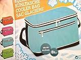 2 Größen Kühltasche Kühlbox Picknicktasche Campingtasche Isoliertasche Tasche