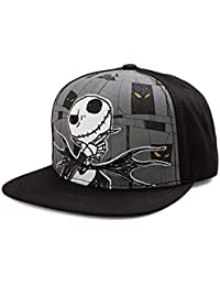 The Nightmare Before Christmas Jack Patch Snapback Baseball Cap