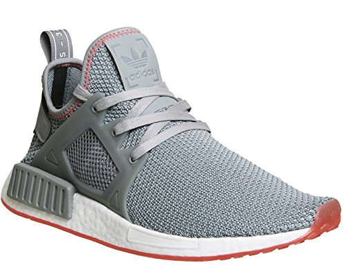 adidas NMD_xr1, Chaussures de Fitness Homme, Noir Multicolore - Gris/rouge (Gritre/Gritre/Rojsol)