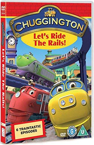 Chuggington   Let's Ride the Rails [Reino Unido] [DVD]
