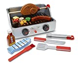 Best Barbecue Books - Melissa & Doug Rotisserie & Grill Barbecue Set Review