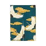 """iShinê Sipario semiaperto Tapestry 33.5""""W x 47.2"""" partizione Finestra per Bambini Camera da Letto Studio"""
