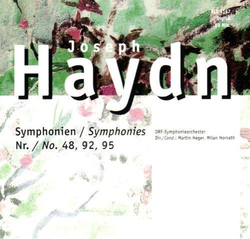 Sinfonien 48 / 92 / 95 Allen Oxford