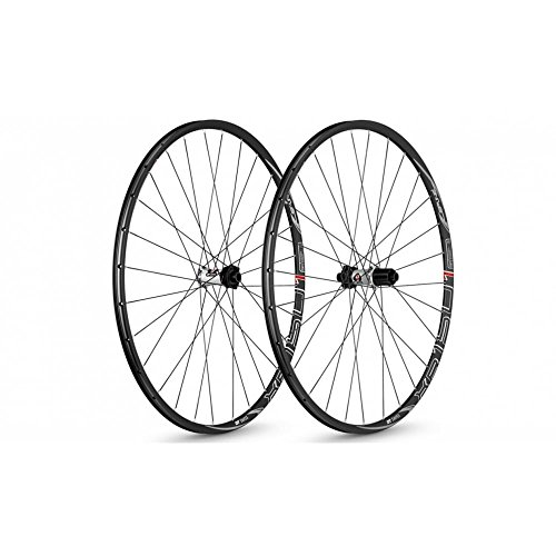 DT Swiss XR 1501 Wheel 2016 27.5 inch x 20 mm front Predictive Steering Front Black/Silver (20 Hub Mm Front)
