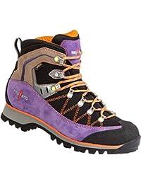 Kayland Shoes Women Plume Micro W S GTX Bleck-Lilla bd77f10287b
