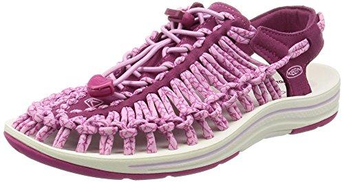 Keen Uneek Women's Sandaloii da Passeggio - SS17 Rosa