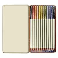 Orla Kiely | Colouring Pencils Set | Twelve Pencils | Keepsake Tin